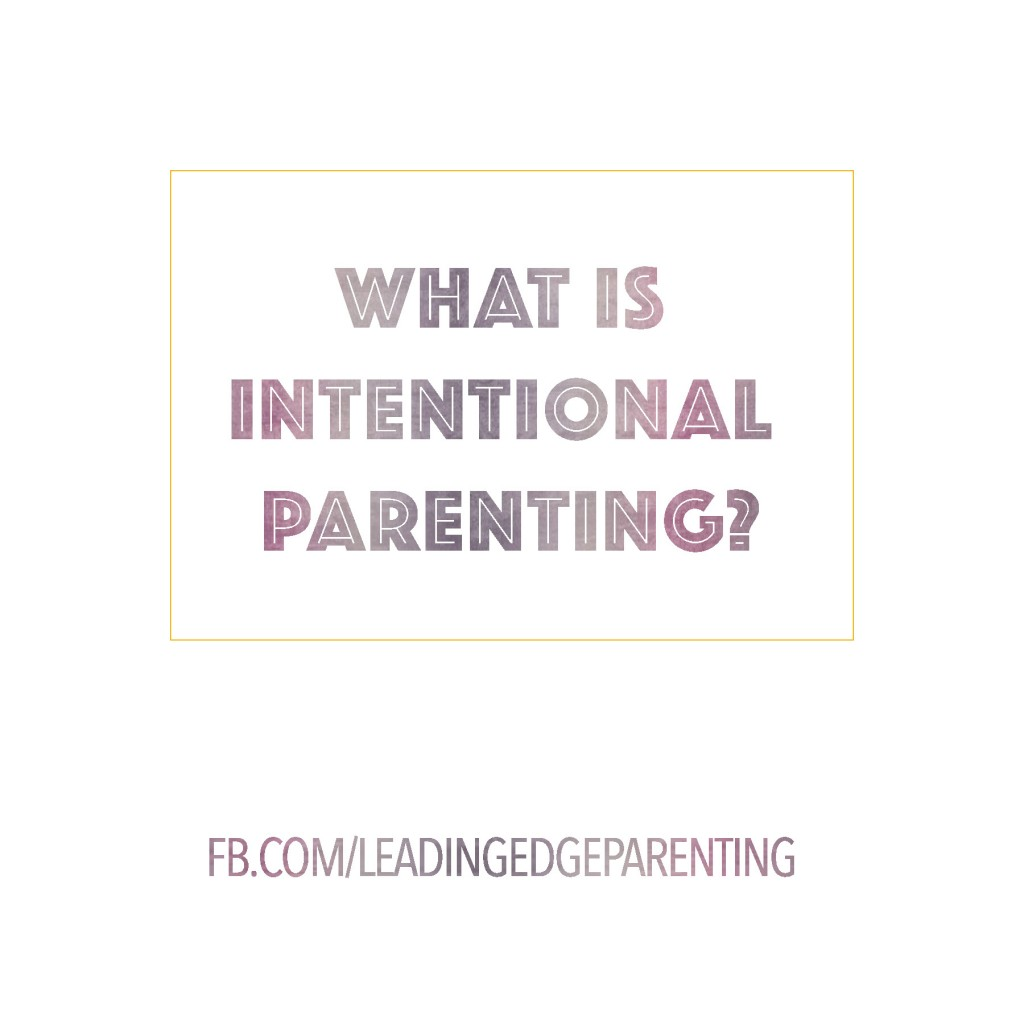 intentionalparenting