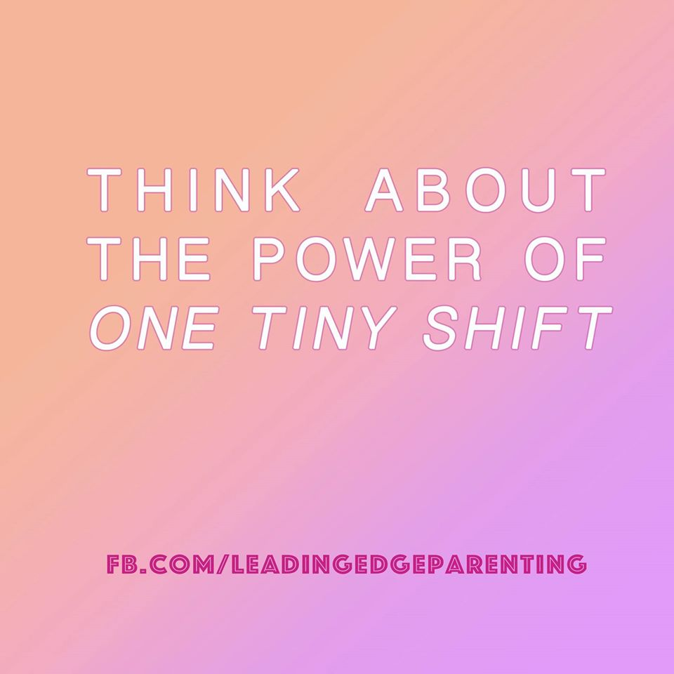 one tiny shift